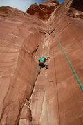 Rock Climbing Photo: J-Sexy devouring the pizza!