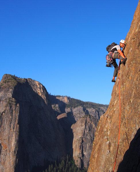 East Buttress of El Cap