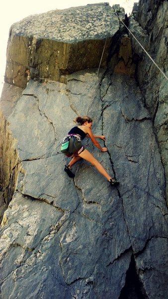 Rock Climbing Photo: Humidor
