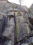 Rock Climbing Photo: Razzmatazz