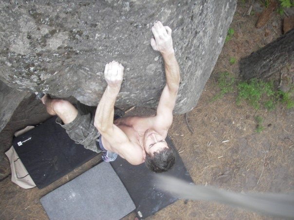 Greg at Whychus in 2006?