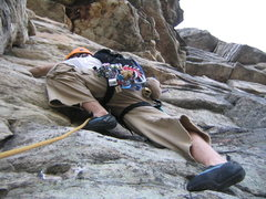 Rock Climbing Photo: Gunks fun!