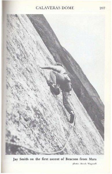 Rock Climbing Photo: 219
