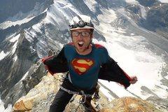 Rock Climbing Photo: descending Matterhorn
