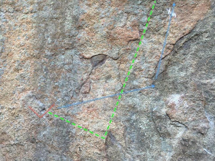 redrawn topo