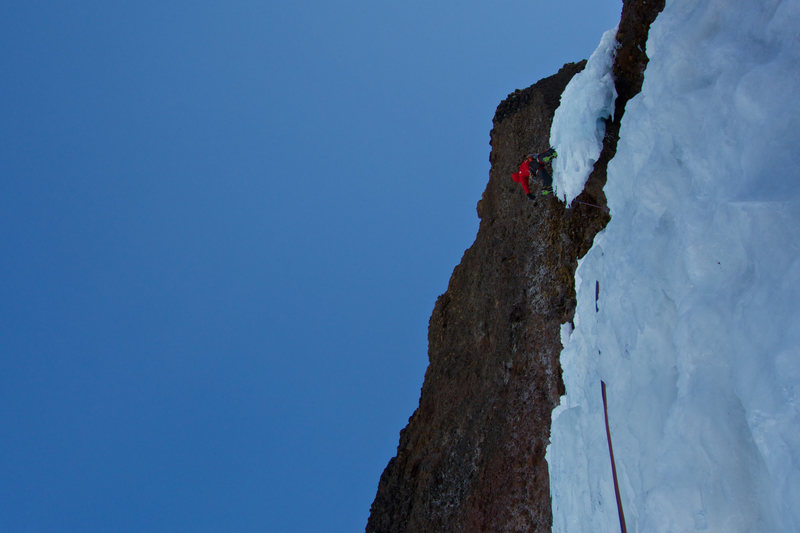 On the crux free-hanging dagger