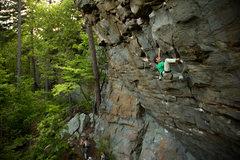 Rock Climbing Photo: Absolute