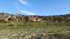 Rock Climbing Photo: There is more rock around than one knows what to d...