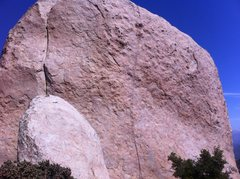 "Rock Climbing Photo: From Left to right   ""i have the con""12a..."