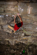 "Rock Climbing Photo: ""Dusk Till Dawn"""