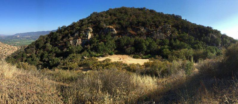 Rock Climbing Photo: Upper Foothill.
