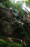 Rock Climbing Photo: Oracle
