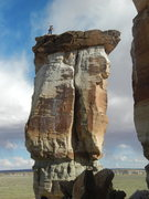 Rock Climbing Photo: Crusher on a Bridesmaid