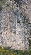 Rock Climbing Photo: Fuxia Era la Bici 7b