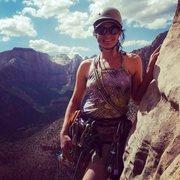 Rock Climbing Photo: Zion National Park