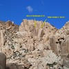 A closer look at Alice Rock, Joshua Tree NP