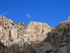 Rock Climbing Photo: Alice Rock, Joshua Tree NP
