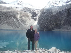 Rock Climbing Photo: Laguna 69, Cordillera Blanca, Peru