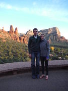 Rock Climbing Photo: Day after climbing the Sedona Scenic Cruise (in th...
