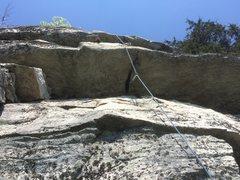 Rock Climbing Photo: P3 of V-3