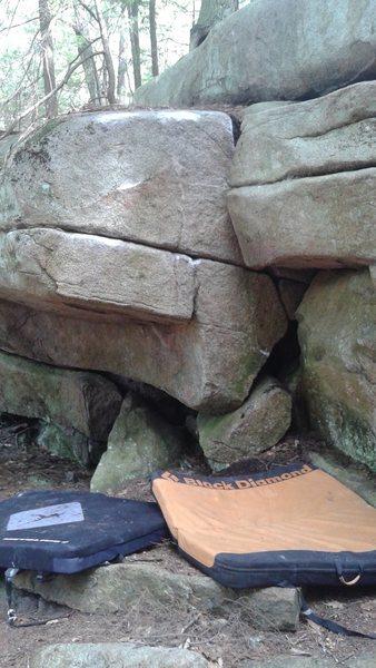 Rock Climbing Photo: Bunny Ears!