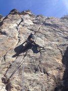 Rock Climbing Photo: Cold Shot.