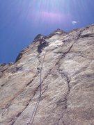 Rock Climbing Photo: Evolution.