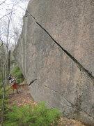 Rock Climbing Photo: Sweet crack
