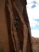 Rock Climbing Photo: The great Jim Donini mugging it up