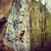 Rock Climbing Photo: in Rifle