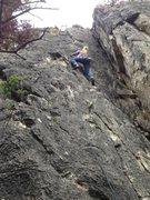 Rock Climbing Photo: allenspur