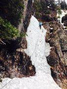 Rock Climbing Photo: hangover