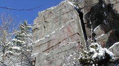 Rock Climbing Photo: O.C. Electric