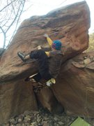 Rock Climbing Photo: 北京后花园 后白虎涧 Bouldering, Changping...