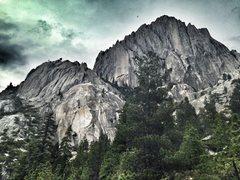 Rock Climbing Photo: Northern CA