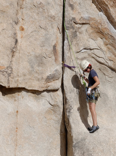 Rock Climbing Photo: worlds oldest helmet.