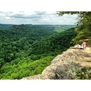 Hiking Chimney Top Rock @ RRG