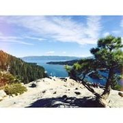 Rock Climbing Photo: Lake Tahoe, Cali