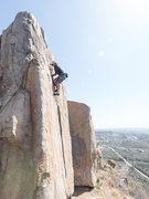 Rock Climbing Photo: high balling/soloing?  photo @cameronsmith