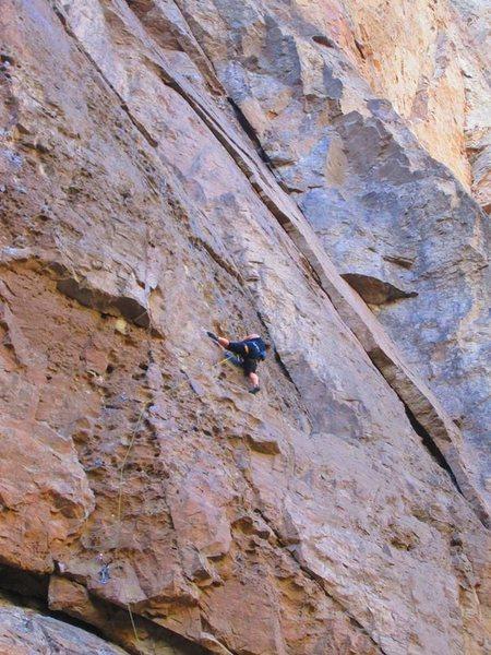 Rock Climbing Photo: Ortigas area.