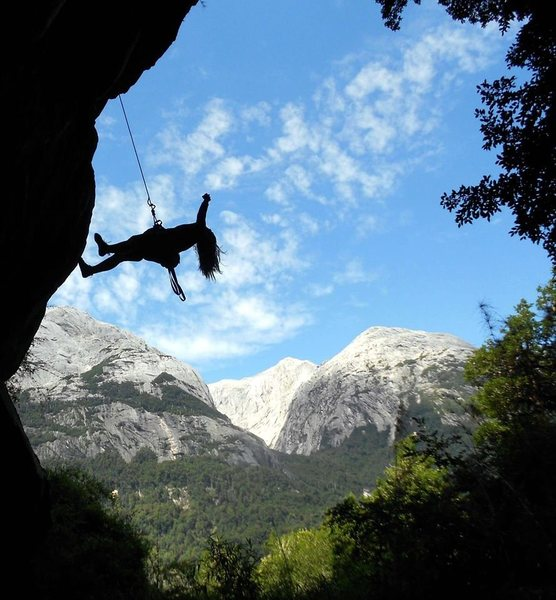 Rock Climbing Photo: Pared Seca