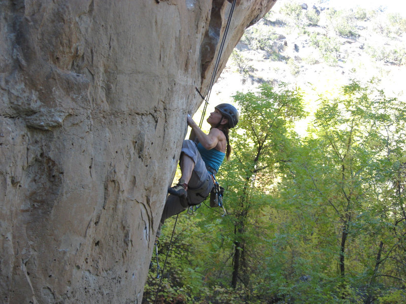 Rock Climbing Photo: Somewhere in AZ