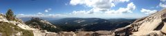 Rock Climbing Photo: Pano from the top