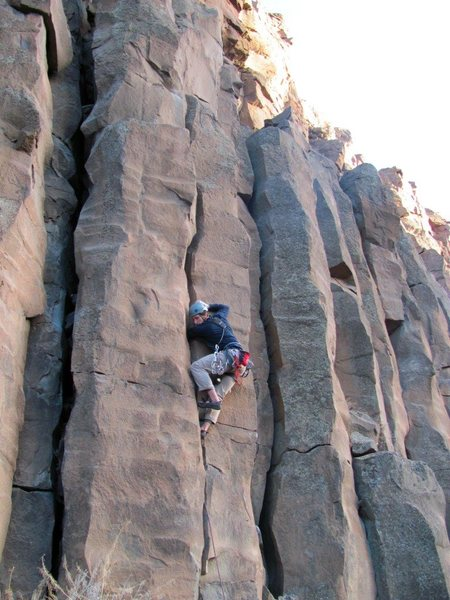 Rock Climbing Photo: Off Tempo (2011).