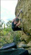 Rock Climbing Photo: tippin