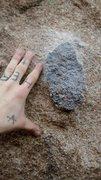 Rock Climbing Photo: xenophyte mushroom hold