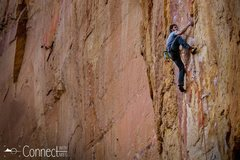 Rock Climbing Photo: BETA ALERT! Right foot heel hook is key beta to av...