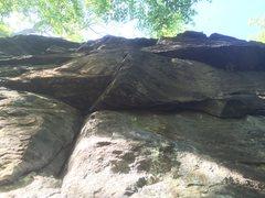 Rock Climbing Photo: Overhang