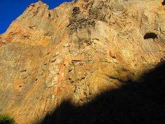 Rock Climbing Photo: terrace meeting