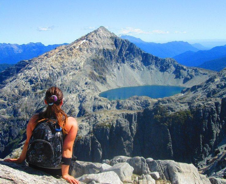 Rock Climbing Photo: arcoiris hill
